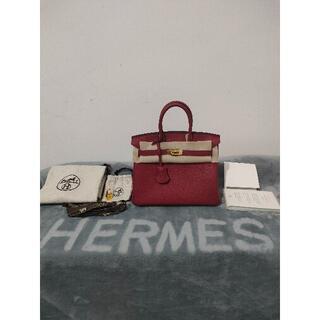 Hermes - HERMES エルメス バーキン 25 レッド
