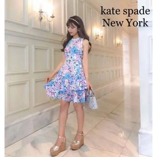 kate spade new york - kate spade new york デイジー ガーデン ポプリン ドレス
