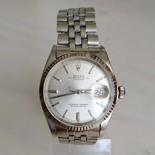 ロレックス(ROLEX)のpanishman様専用 ROLEX DATEJUST 1601 SS/WG(腕時計(アナログ))