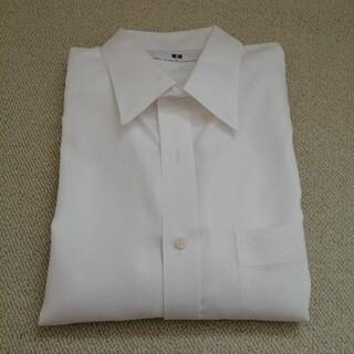 ユニクロ(UNIQLO)のUNIQLO☆ワイシャツ半袖(シャツ)