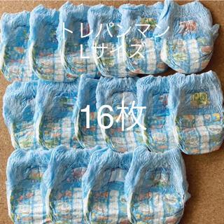 Unicharm - トレパンマンLサイズ 16枚