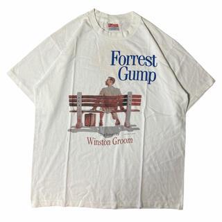 【希少】Forrest Gump フォレストガンプ 肩53身57袖21着73(Tシャツ/カットソー(半袖/袖なし))