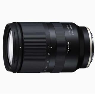 タムロン(TAMRON)のタムロンカメラレンズ 17-70mm F/2.8 Di III-A B070(レンズ(ズーム))