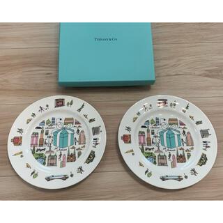 ティファニー(Tiffany & Co.)の【新品未使用・値下げ】ティファニー 5thアベニュープレート プレート 皿(食器)