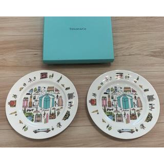Tiffany & Co. - 【新品未使用・再値下げ】ティファニー 5thアベニュープレート プレート 皿