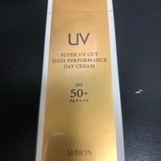 ALBION - アルビオン  スーパー UVカット ハイパフォーマンス デイクリーム