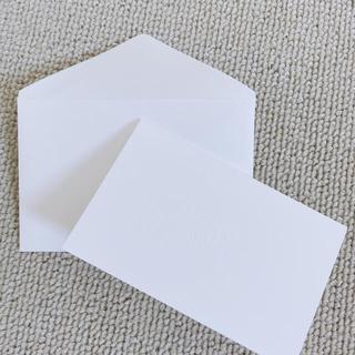 シャネル(CHANEL)のシャネル メッセージカード CHANEL(カード/レター/ラッピング)