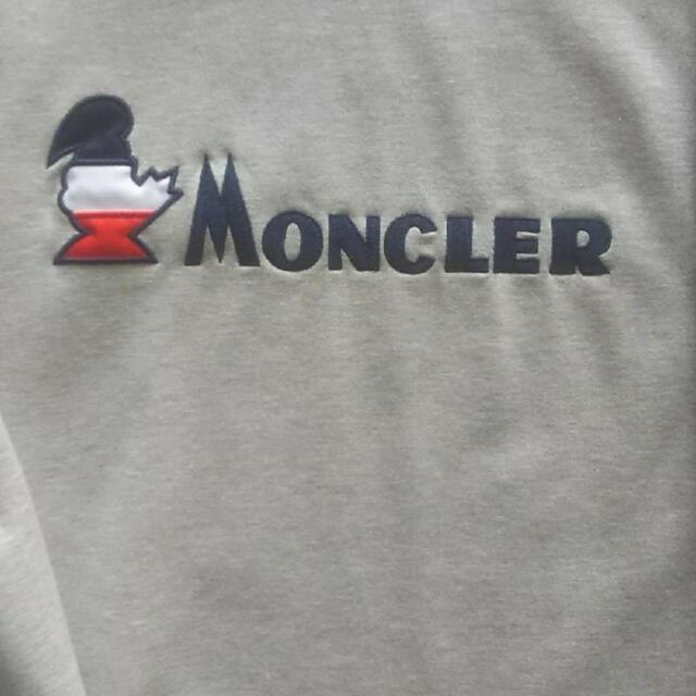 MONCLER(モンクレール)のMONCLER トレーナー  メンズのトップス(スウェット)の商品写真