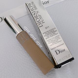 クリスチャンディオール(Christian Dior)のディオールショウ パンプ&ブロウ 011 ブロンド(眉マスカラ)