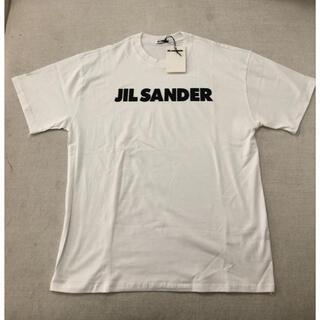 ジルサンダー(Jil Sander)のJIL SANDER ジルサンダー ロゴ Tシャツ Lサイズ(Tシャツ/カットソー(半袖/袖なし))