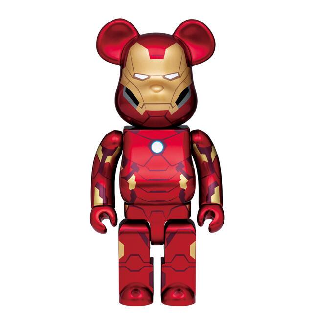 MARVEL(マーベル)のMARVEL / Happyくじ 「BE@RBRICK」2021 1ロット エンタメ/ホビーのおもちゃ/ぬいぐるみ(キャラクターグッズ)の商品写真