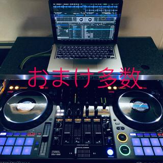 パイオニア(Pioneer)のPioneerDJ DDJ-1000+MacBook Pro 13.3 SET(DJコントローラー)