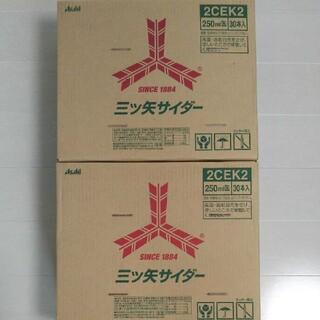 アサヒ(アサヒ)の三ツ矢サイダー×60缶(ソフトドリンク)