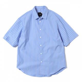 コモリ(COMOLI)のATON COTTON TWILL OVERSIZED SHIRT サイズ4(シャツ)