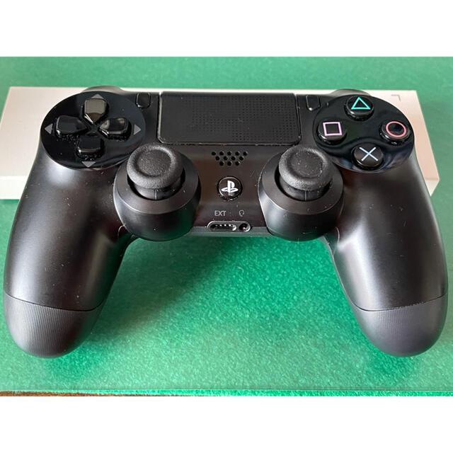 PlayStation4(プレイステーション4)のSONY PlayStation4 本体 CUH-1200AB01 エンタメ/ホビーのゲームソフト/ゲーム機本体(家庭用ゲーム機本体)の商品写真