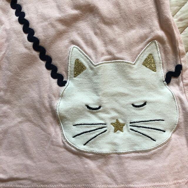 petit main(プティマイン)のプティマイン    半袖100 キッズ/ベビー/マタニティのキッズ服女の子用(90cm~)(Tシャツ/カットソー)の商品写真