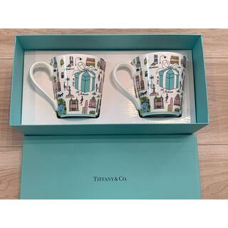 Tiffany & Co. - 【新品未使用・値下げ】ティファニー 5thアベニュー マグカップ