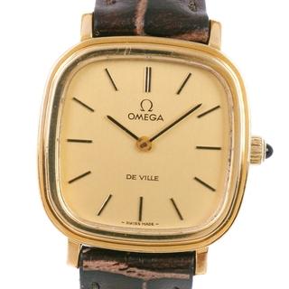 オメガ(OMEGA)のオメガ デヴィル/デビル  cal.625 511.0471  ス(腕時計)