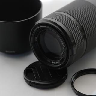 SONY - E 55-210mm F4.5-6.3 OSS SEL55210 ブラック
