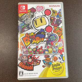 コナミ(KONAMI)のスーパーボンバーマン R スマイル プライス コレクション Switch(家庭用ゲームソフト)
