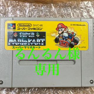 スーパーファミコン(スーパーファミコン)のスーパーファミコン ソフト スーパーマリオ×2(家庭用ゲームソフト)