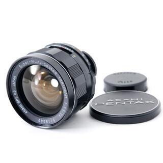 PENTAX - PENTAX SMC Takumar 24mm F3.5 広角単焦点レンズ