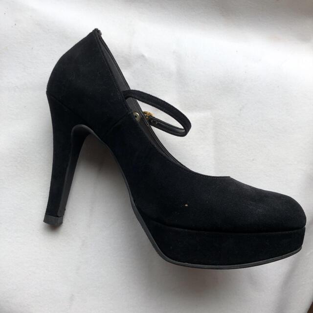 ESPERANZA(エスペランサ)のエスペランサ パンプス 黒 レディースの靴/シューズ(ハイヒール/パンプス)の商品写真