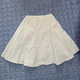 ファミリア(familiar)のfamiliar(ファミリア) フレアスカート 130cm(スカート)