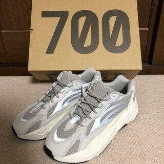 28 ADIDAS YEEZY BOOST 700 V2 STATIC(スニーカー)