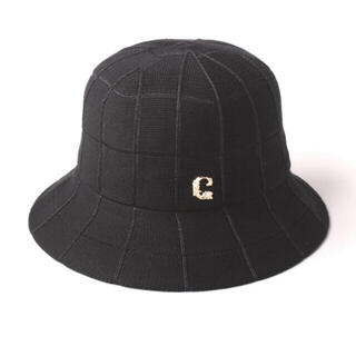 CA4LA - ca4la christine3 バケハ バケットハット 黒 ブラック