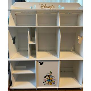 ディズニー(Disney)のDWEディズニー英語システム 棚 白(棚/ラック/タンス)