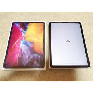 iPad Pro 11インチ 2020 WiFi+Cellular 256GB