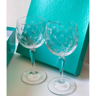 Tiffany & Co. - ティファニー ペアワイングラス