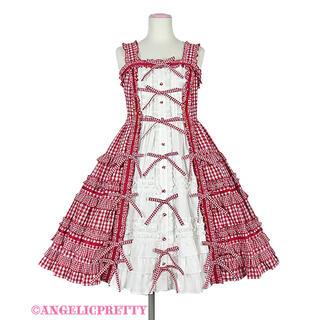 Angelic Pretty - Angelic Pretty Little House ジャンパースカート