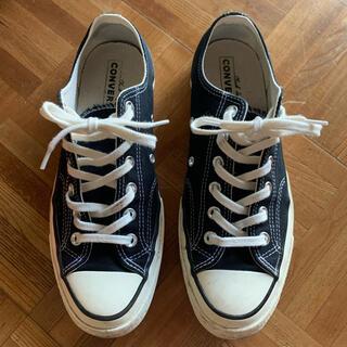 CONVERSE - Converse ct70 Black ローカット ブラック 26cm