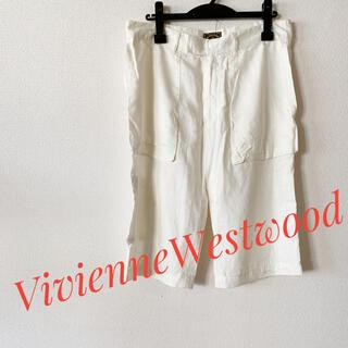 Vivienne Westwood - ☆Vivienne Westwood☆ボンテージカーゴ・ハーフパンツ☆