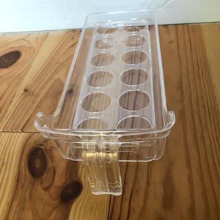 ミツビシ(三菱)の卵収納ケース 冷蔵庫用 未使用品(冷蔵庫)