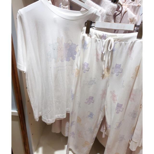 gelato pique(ジェラートピケ)のジェラートピケぬいぐるみパジャマセット レディースのルームウェア/パジャマ(ルームウェア)の商品写真