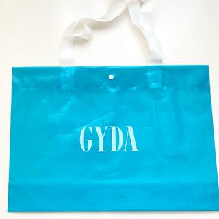 ジェイダ(GYDA)の【限定品】GYDA ビニール ショッパー(ショップ袋)