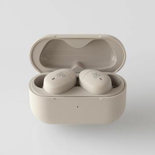 エージー(AG)のag COTSUBU  ワイヤレスイヤホン クリーム 新品(ヘッドフォン/イヤフォン)