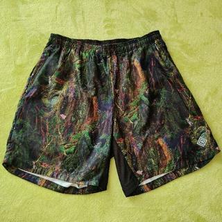 アールディーズ(aldies)のエルドレッソ ELDORESO Egorova Shorts(Green) L (ウェア)
