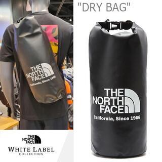 《northface》 ノースフェイス ドライバッグ DRY BAG 【黒】