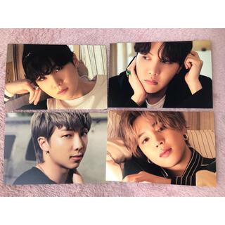 ボウダンショウネンダン(防弾少年団(BTS))のBTS THE BEST ポストカード(K-POP/アジア)