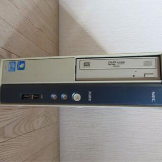 NEC - ジャンク品★NEC MK33LB-E★Core i3★4GB★HDDなし