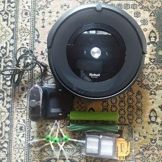 アイロボット(iRobot)のiRobot ルンバe5(掃除機)