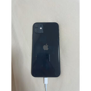 Apple - iPhone11 ブラック BLACK 64GB SIMフリー