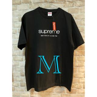 Supreme - supreme 20SS SHOP TシャツM