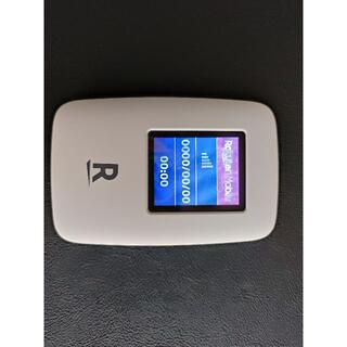 Rakuten - Rakuten WiFi Pocket(ホワイト中古)