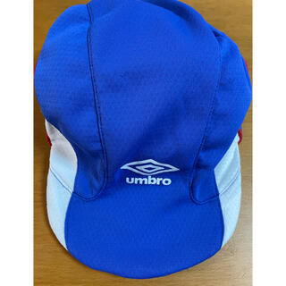 アンブロ(UMBRO)のサッカー 帽子(その他)