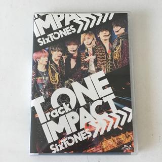 Johnny's - ∮SixTONES TrackONE-IMPACT-Blu-ray(通常盤)∮